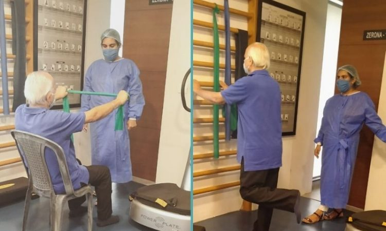 Physio gym for senior citizens in South Delhi
